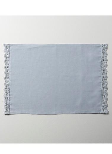 Chakra Hare Amerıkan Servıs 35*50 Mavi